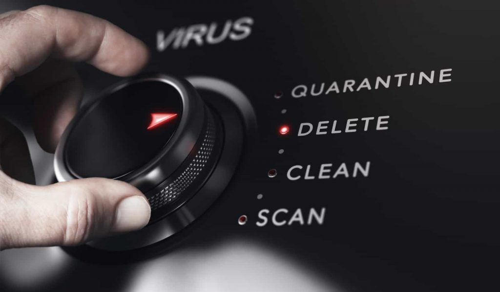 Virus Removal Service